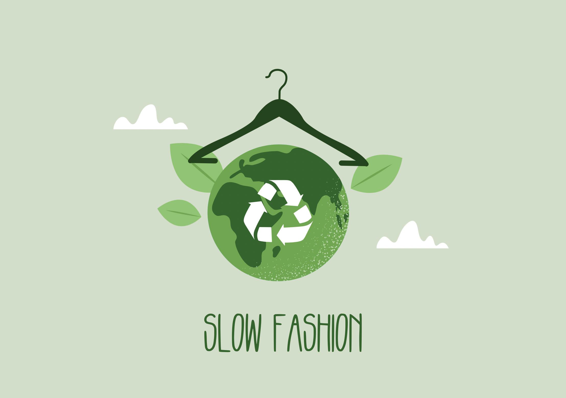 Slow Fashion, économie circulaire